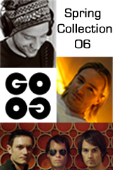 A GOGO Music Artist Sampler - Spring Collection 06